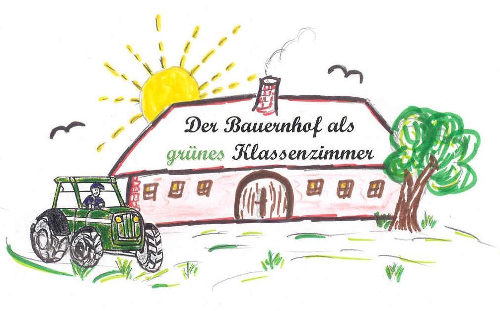 Der Bauerhof als grünes Klassenzimmer.